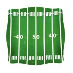 Sports Football Field Tray