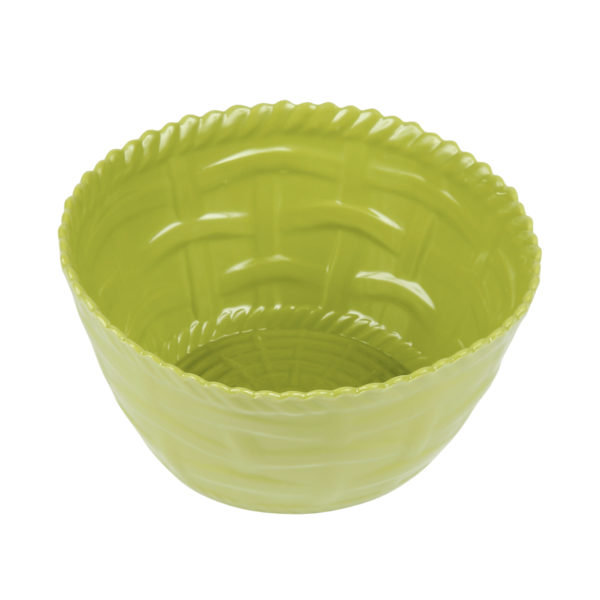Woven Cereal/Dip Bowl-LM