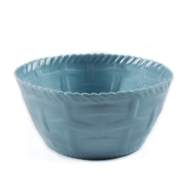 Woven Cereal/Dip Bowl-TQ