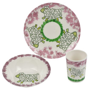 Children's Place Setting/Girls