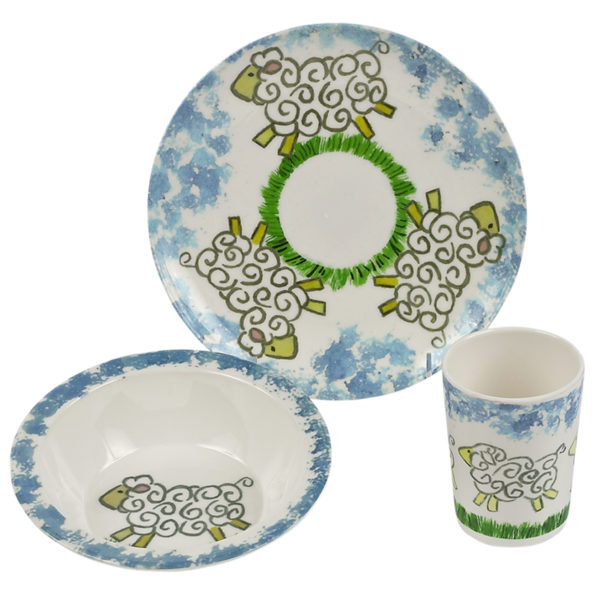 Children's Place Setting/Boys