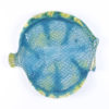 Swimmingly Fish Dinner Plates-Set of 4 in Assorted Colors